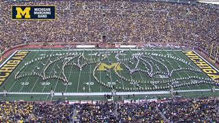 &quotGame of Thrones&quot - November 3, 2018 - The Michigan Marching Band &amp Penn State ...