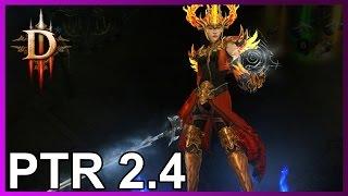 Diablo 3: очень горячая