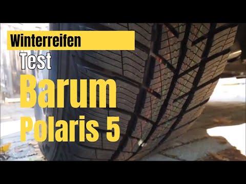 Winterreifen Test Barum Polaris 5 Montage Erster Eindruck Teil 1 Youtube