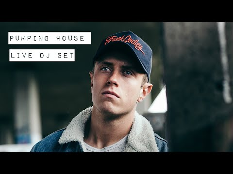 Pumping Tech House Live DJ Set W/Tommy Fuller @ Home