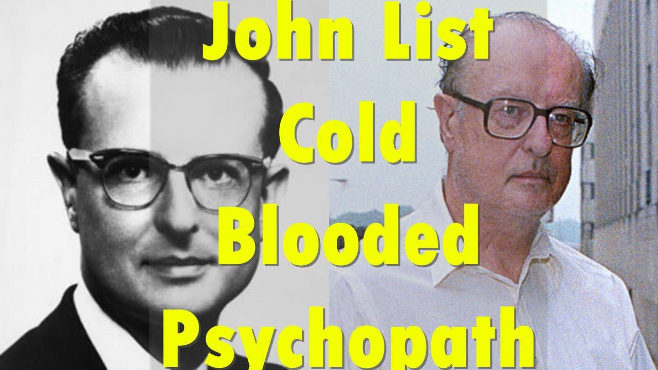 John List