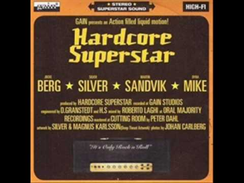 Клип Hardcore Superstar - Right Here Right Now