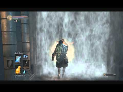 Dark Souls 3 The Sorcerer Quest Boss 11 - Dancer of the Boreal Valley