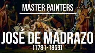 José de Madrazo y Agudo (1781-1859) A collection of paintings 4K Ultra HD Silent Slideshow