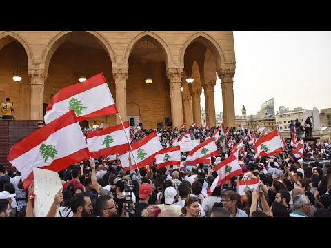 Lebanese Join Growing Protest Wave Against Austerity and Corruption