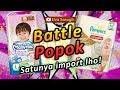 BATTLE POPOK - MAMYPOKO AIRFIT VS PAMPERS PREMIUM
