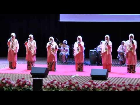 JOHAN Nasyid (Perempuan) Ihtifal Ilmi Kebangsaan 2015