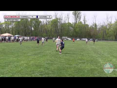 2013 Metro East Open Finals: Cornell v. Connecticut