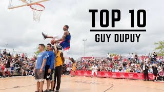 GUY DUPUY TOP 10 UNDERRATED DUNKS!!! Video
