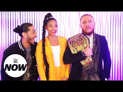 Ali, Pete Dunne & Bianca Belair – The Future Of WrestleMania Roundtable: WWE Now