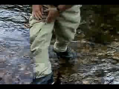 Fly fishing waders orvis pro guide waders youtube for Orvis fishing report