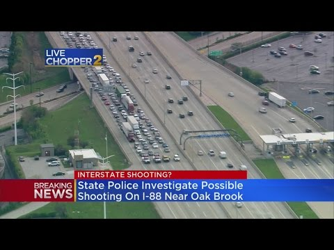Shooting On I-88 Closes Inbound Traffic