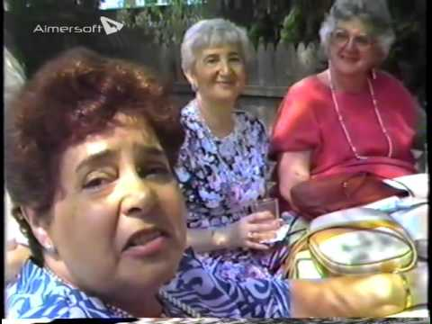 COHEN FAMILY VIDEO 1988