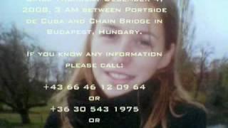 MISSING: Ophélie BRETNACHER Ophelie BRETNACHER