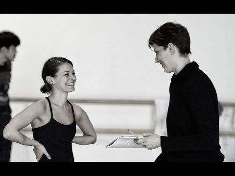 ENCOUNT3RS: a collaborative project with choreographer Emily Molnar