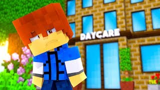 Minecraft Daycare - LEAVING THE DAYCARE !? (Minecraft Roleplay)