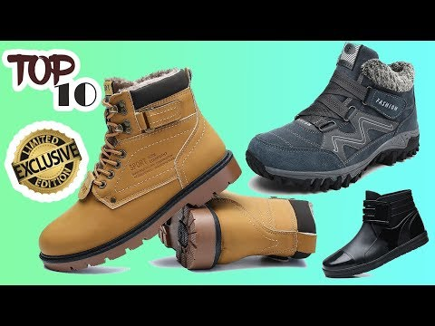 Top 10 Winter Boots For Men In Cheap Rate | Shoes Planet