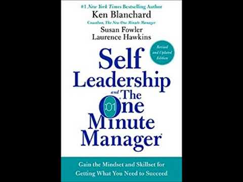 "Ken Blanchard author ""Self Leadership"" Interview"
