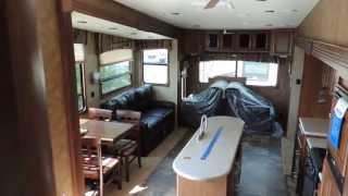 2014 Crossroads Cruiser 335ss 5th   Www.tilburyautosales.com