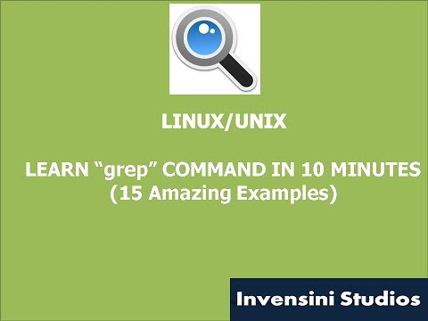 Learn Grep With 15 Amazing Examples