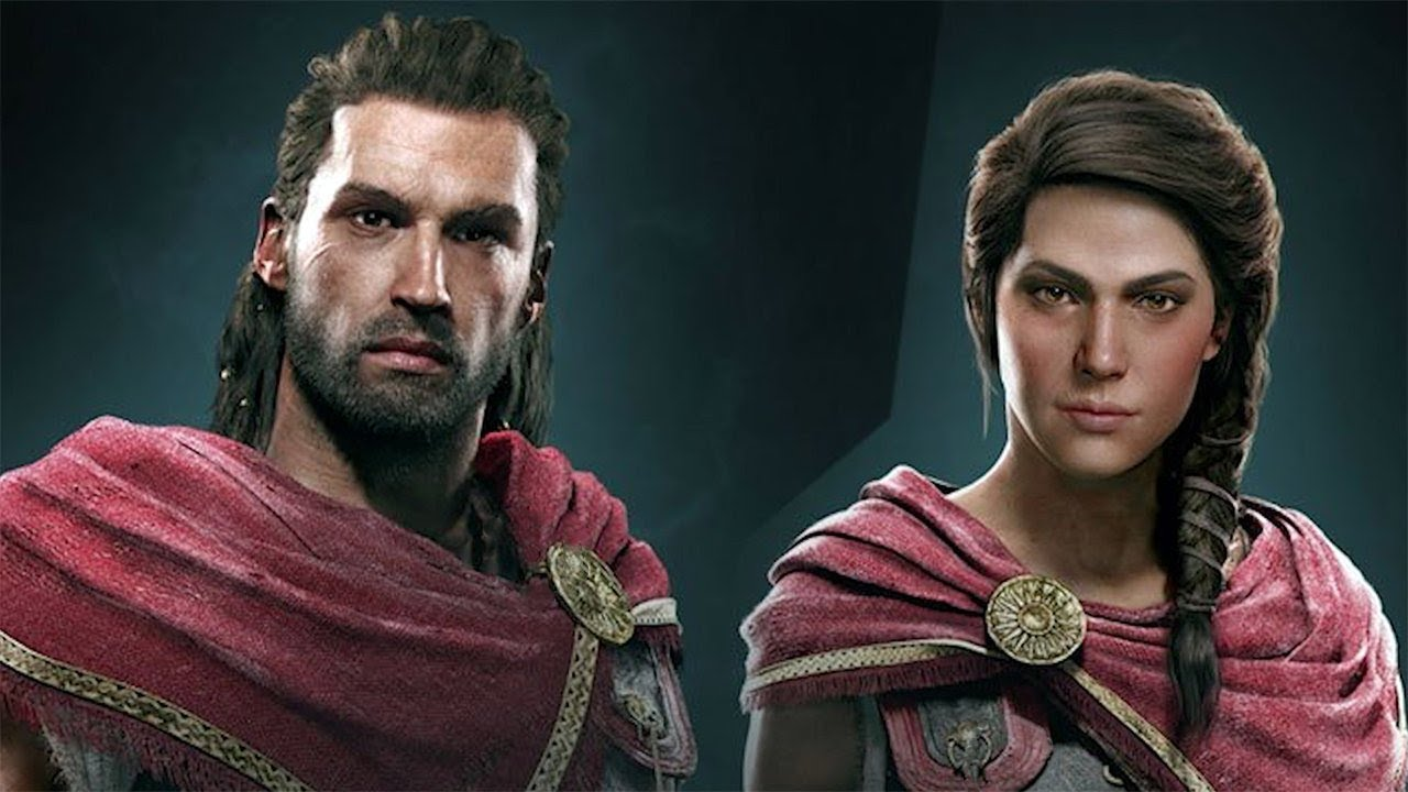 Assassin S Creed Odyssey Will You Play As Kassandra Or Alexios