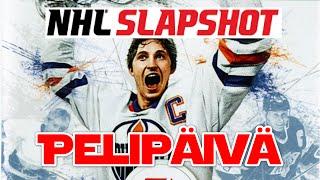 NHL Slapshot - Wii pelipäivä