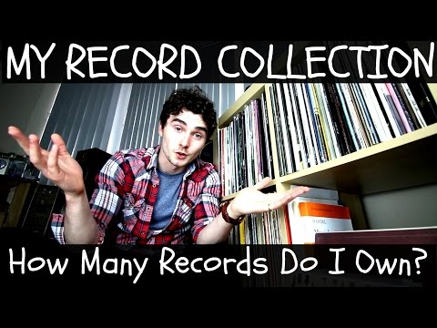 My Record Collection || How Many Records Do I Own?