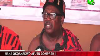 Adoagyiri Chief appeals for 1D1F project