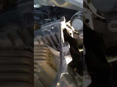Замена проточного фильтра АКПП Honda Cr-v 4 поколения