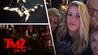 Ellie Goulding Becomes Part Of The 'Magic Mike Live' Show | TMZ TV