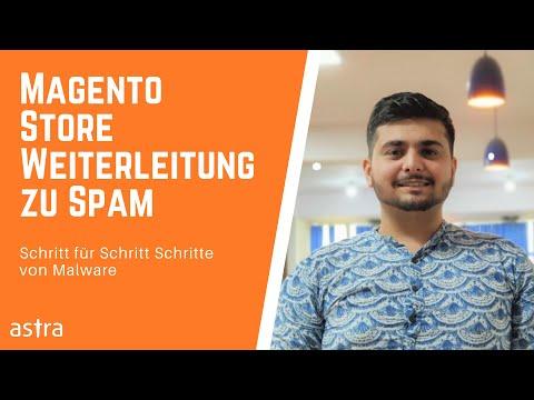 Magento Store Umleitung auf gefälschte Anzeigen & Spam-Websites | Behebung eines gehackten Magento