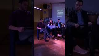 An International Evening of Poetry and Music - Kreativna riznica 2017