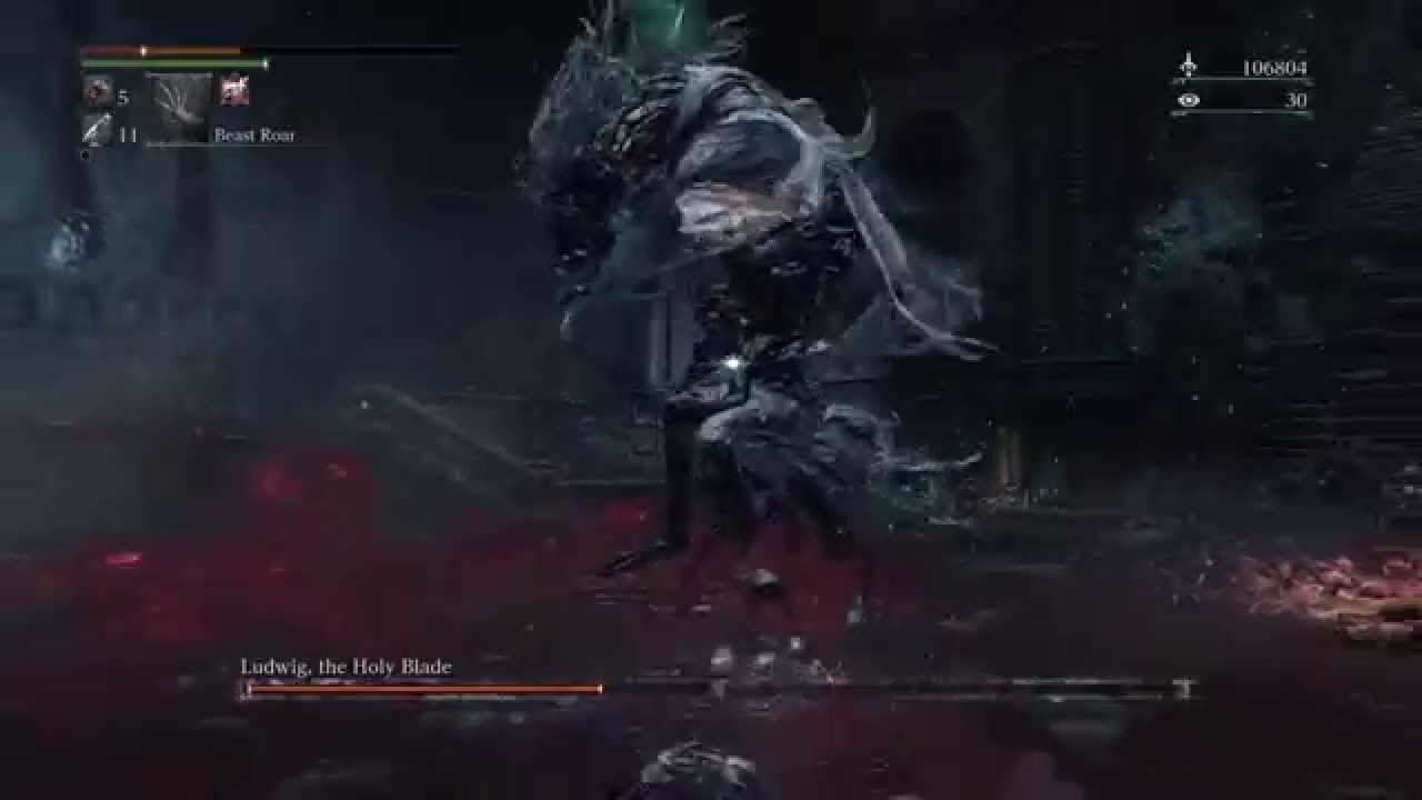 bloodborne how to play old hunters