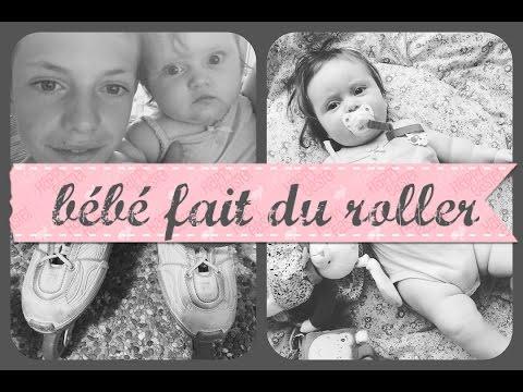 [*vlog6] On fait du roller avec Léontine
