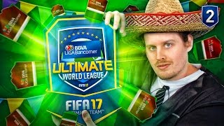 OMG THE CHAMPIONSHIP ON THE LINE! BRAND NEW LEAGUE! ULTIMATE WORLD LEAGUE 02! FIFA 17 ULTIMATE TEAM