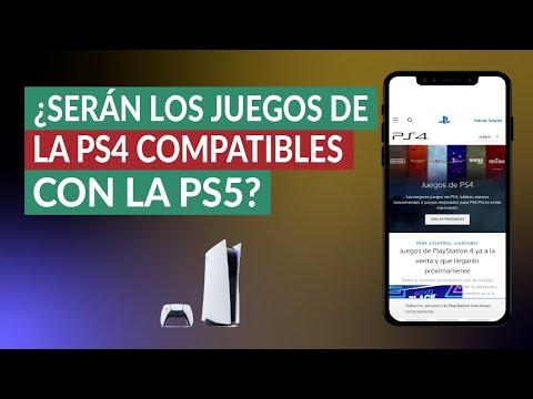 ¿Serán los Juegos de la PS4 Compatibles con la PS5? Retrocompatibilidad PlayStation 5