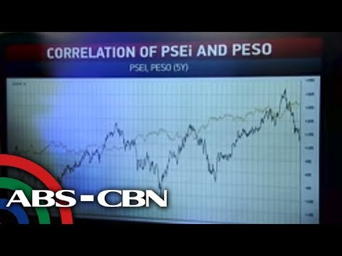 Dissecting data: The PSEi and the peso-dollar exchange rate