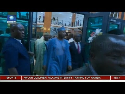National Assembly Holds Emergency Joint Session  News Across Nigeria 