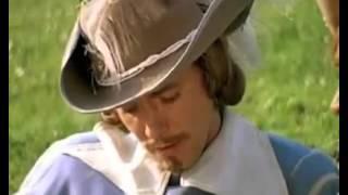 """Песня из фильма """"Д'Артаньян и три мушкетера""""-Песня Арамиса-Перед грозой так пахнут розы"""