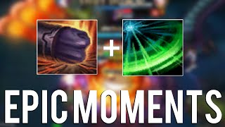 Funny LoL Series #18 : Epic Moments