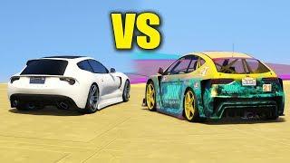 FLASH GT es el nuevo deportivo MAS RÁPIDO de GTA V ONLINE?