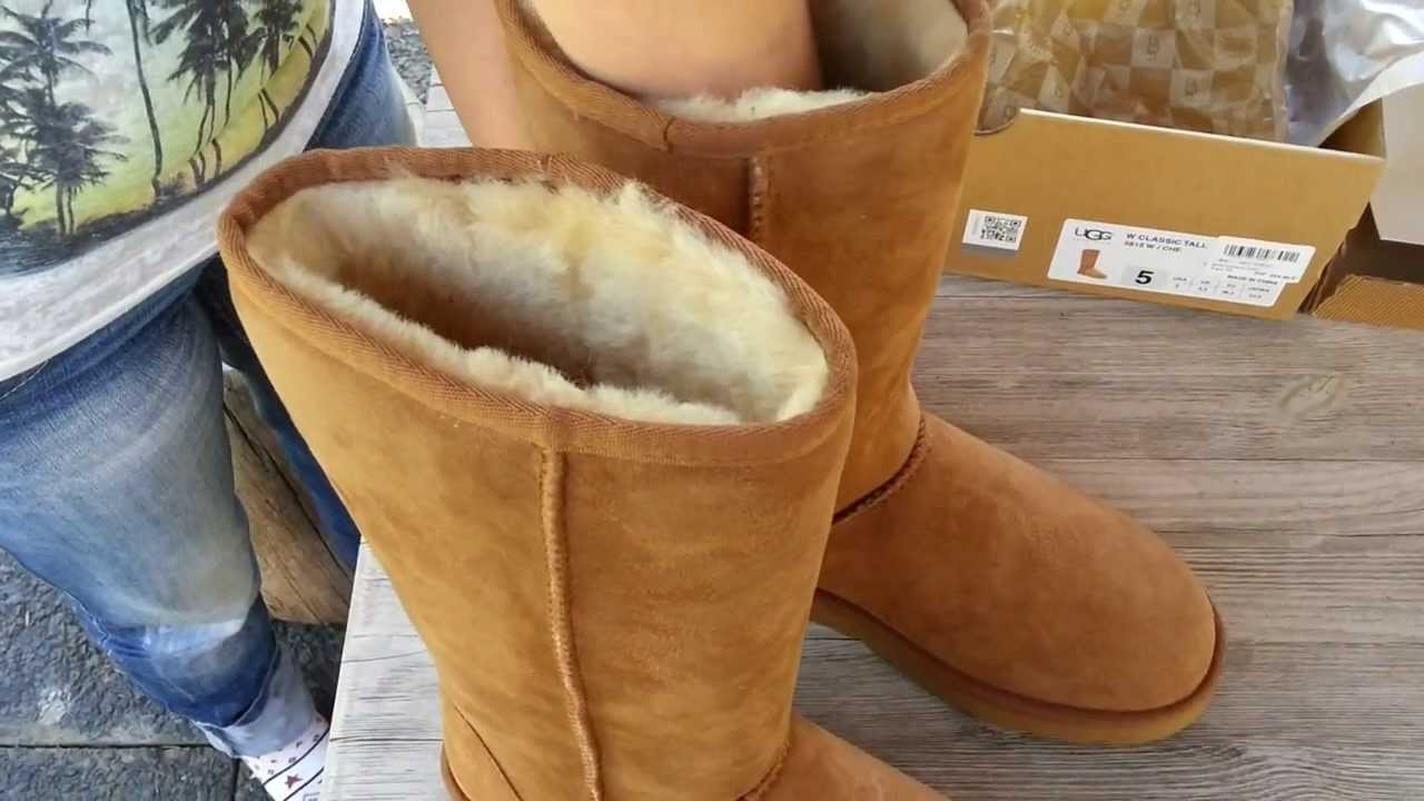 Ugg Boots Classic Tall Sand