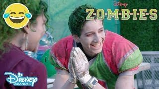 Z-O-M-B-I-E-S | Blooper Reel 😂| Disney Channel UK