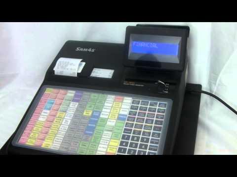 Sam4s ER900/ER920/ER925/ER940/ER945 X1 Z1 Reports