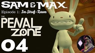 Sam & Max - Episode 301: The Penal Zone | Part 4 | Playthrough