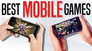 Mobile Games You Can Play With Your Friends!
