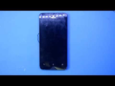 Asus ZenFone 5 A500CG (T00F)не включается. Замена флеш Emmc