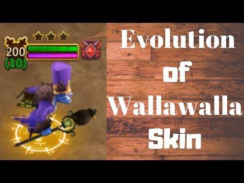 Wallawalla | New Skin | Game Play  | Castle Clash