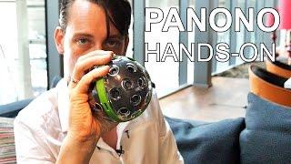 Panono - Die 108 Megapixel Wurfkamera im Hands-On