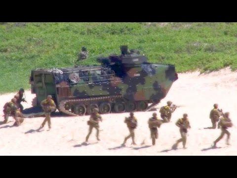 U.S. Marines & U.S. Allies - Amphibious Assault Operations